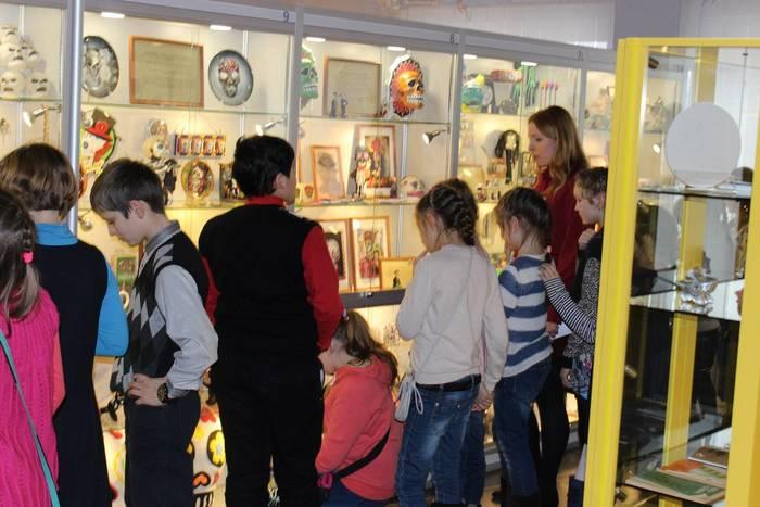 Музей Черепов и Скелетов/Детские экскурсии в Музее Черепов и Скелетов (МЧС)!