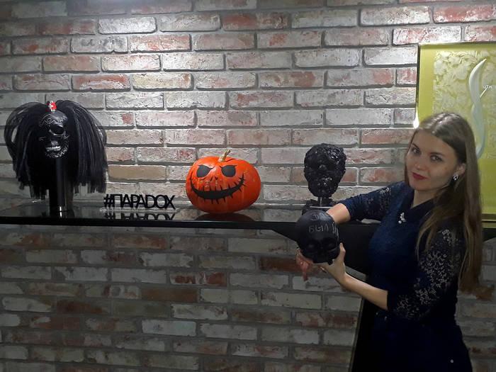 Музей Черепов и Скелетов/Хэллоуин в «ПАРАDOX»