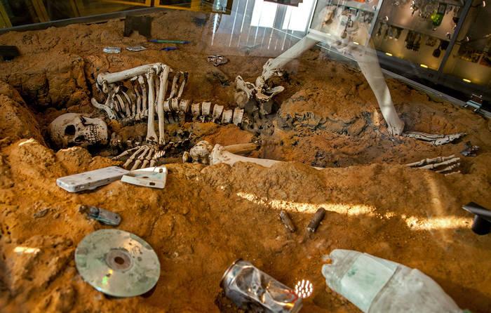 Музей Черепов и Скелетов/Известный калининградский блогер Владимир Шведа написал о Музее Черепов и Скелетов