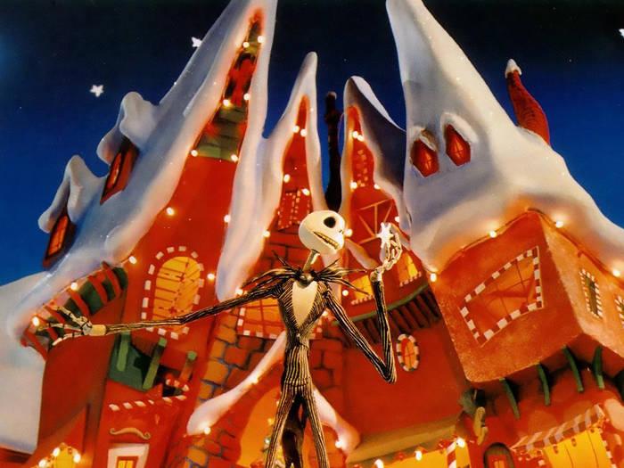 Музей Черепов и Скелетов/Кошмар перед Рождеством