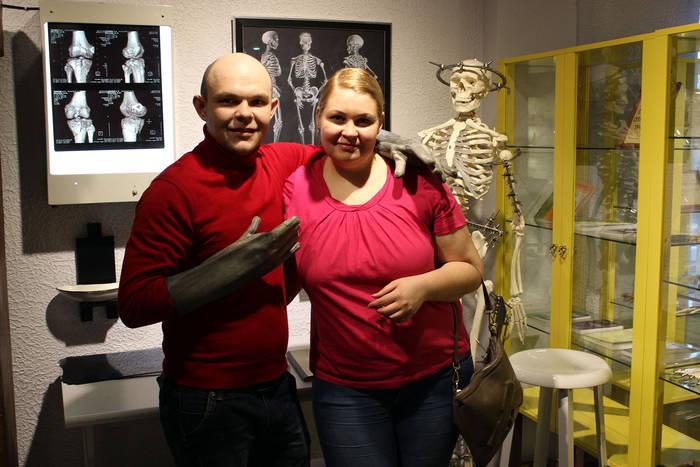 Музей Черепов и Скелетов/Незабываемый День Влюбленных